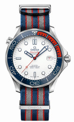 OMEGA Seamaster Diver 300m « Commander's Watch » Limited Edition