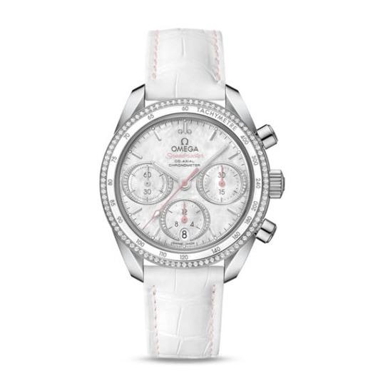 Horloge Omega Speedmaster chronographe 38 mm 324.38.38.50.55.001