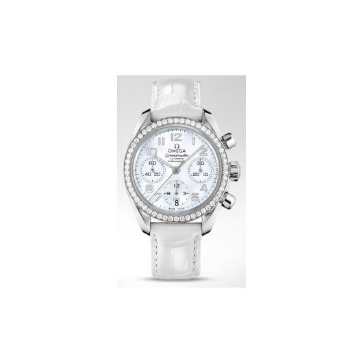 Horloge Omega Speedmaster chronographe 38 mm 324.18.38.40.05.001