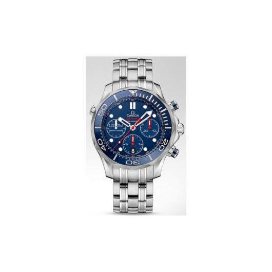 Horloge Omega Seamaster Diver 300M Co-Axial Chronograph 212.30.42.50.03.001 41.50mm