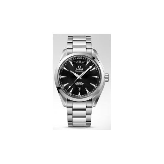 Horloge Omega Seamaster Aqua Terra 150M Co-Axial Day-Date 231.10.42.22.01.001 41.50mm