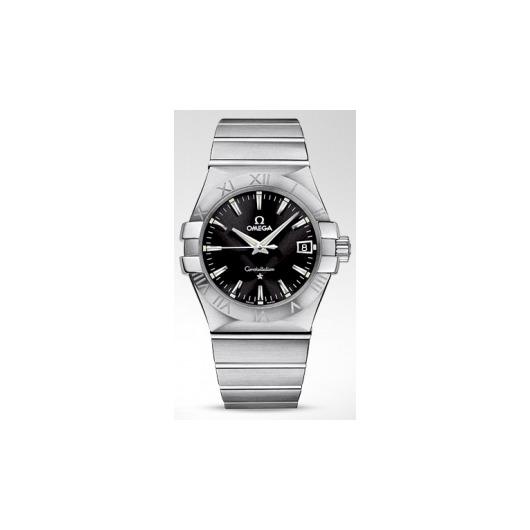 Horloge Omega Constellation Quartz 123.10.35.60.01.001 35mm