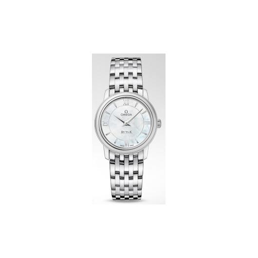 Horloge Omega De Ville Prestige Quartz  27.40 mm 424.10.27.60.05.001
