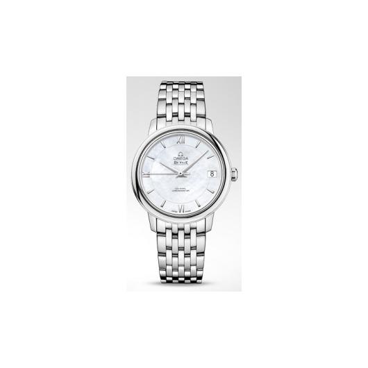Horloge Omega De Ville Prestige Co-Axial 424.10.33.20.05.001 32.70mm