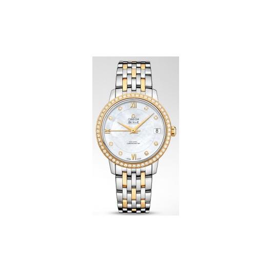 Horloge Omega De Ville Prestige Co-Axial 424.25.33.20.55.001 32.70mm