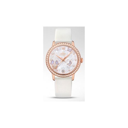 Horloge Omega De Ville Prestige Co-Axial 424.57.33.20.55.002 32.70mm
