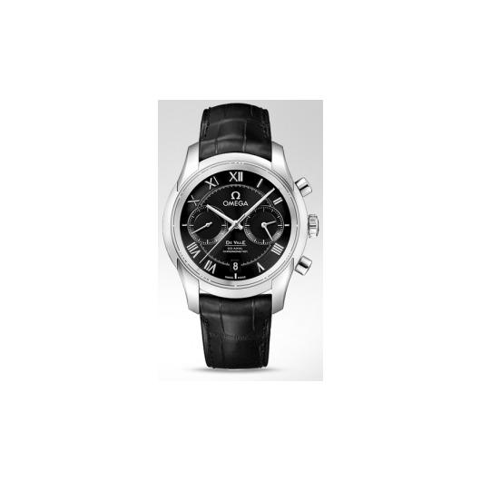 Horloge Omega De Ville Co-Axial Chronographe 431.13.42.51.01.001  42mm