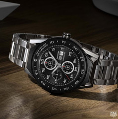 Tag Heuer present NEW Connected Modular