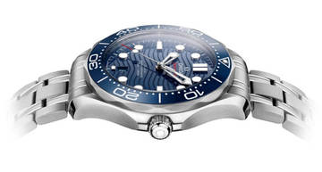 Omega New Seamaster 300 Diver
