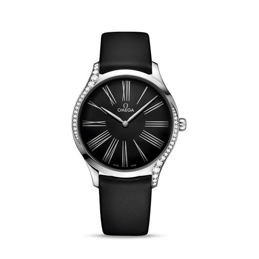 Horloge Omega De Ville Trésor Quartz 428.17.39.60.01.001 39mm