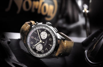 New Breitling Premier B01 Chronograph 42 Norton Edition