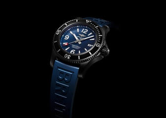 New Breitling Superocean