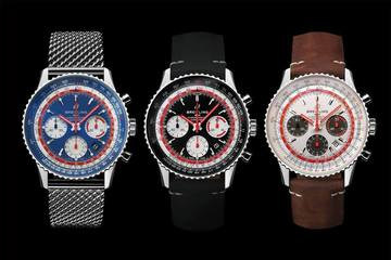 New Breitling Navitimer 1 Airline Editions