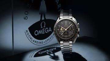 New Omega Speedmaster Moonwatch