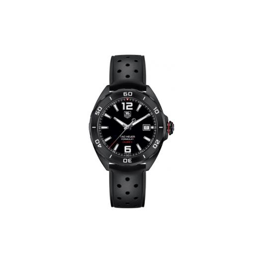 Horloge TAG HEUER FORMULA 1 WAZ2115.FT8023 Calibre 5  Automatic Watch  41 mm