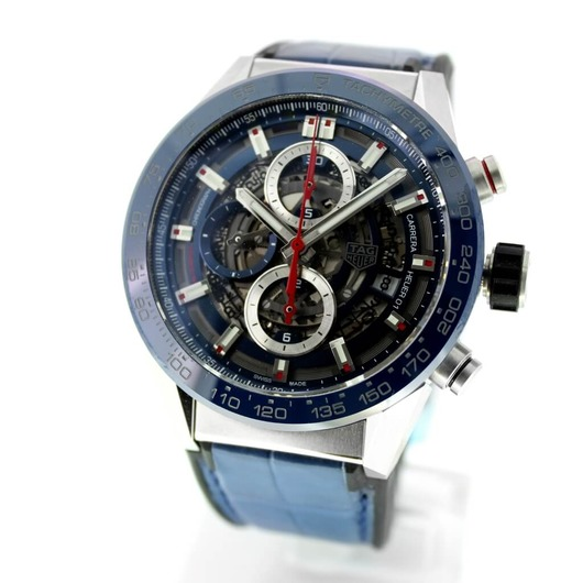 Horloge TAG Heuer Carrera Calibre HEUER 01 CAR201T.FC6404 'OTL'