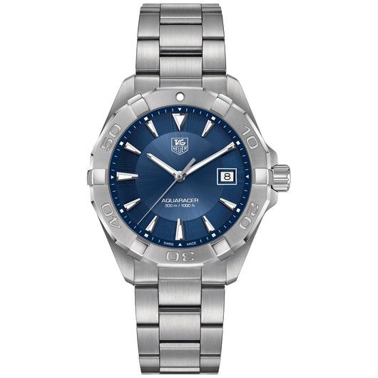 Horloge TAG Heuer AQUARACER 300M WAY1112.BA0928 40.5 MM