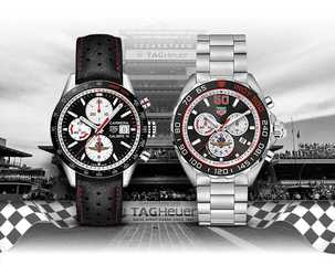 New Tag Heuer Indy 500