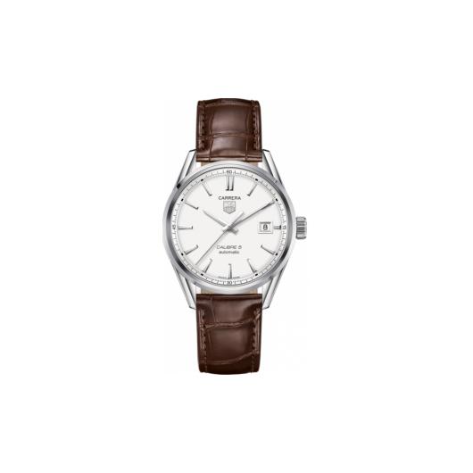 Horloge Tag Heuer Carrera WAR211B.FC6181 Calibre 5 Automatic Watch 39 mm