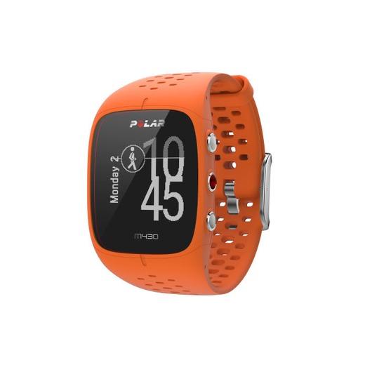 Horloge Polar M430 GPS sporthorloge Oranje