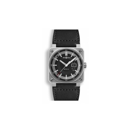 Horloge Bell & Ross BR 03-96 Grande Date BR0396-SI-ST