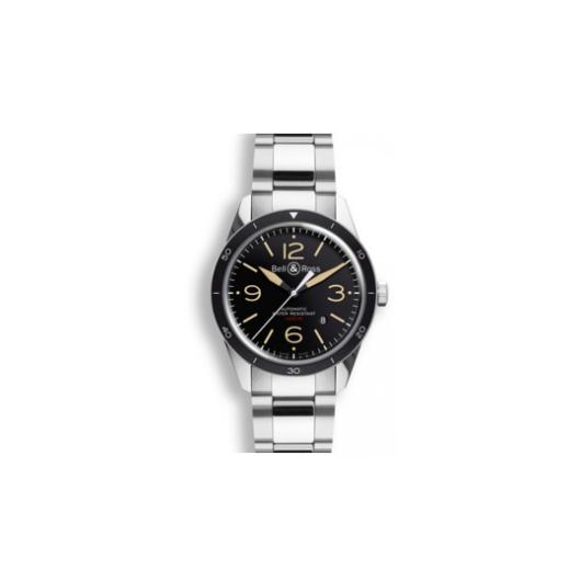 Horloge Bell & Ross BR 123 Sport Heritage BRV123-ST-HER/SST