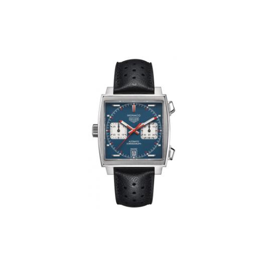 Horloge Tag Heuer MONACO CAW211P.FC6356 Calibre 11 Automatic Chronograph