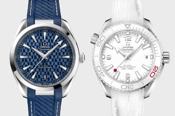 New Omega Olympic Games Collection