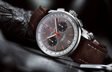 New Breitling Wheels and Waves