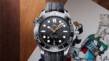 New Omega James Bond Limited Edition
