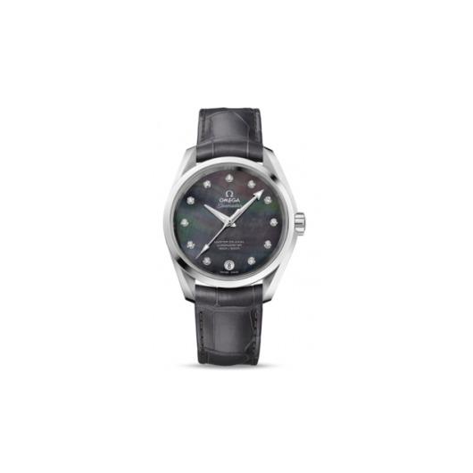 Horloge Omega Seamaster Aqua Terra 150M Master Co-Axial Ladies 231.13.39.21.57.001 38.5mm