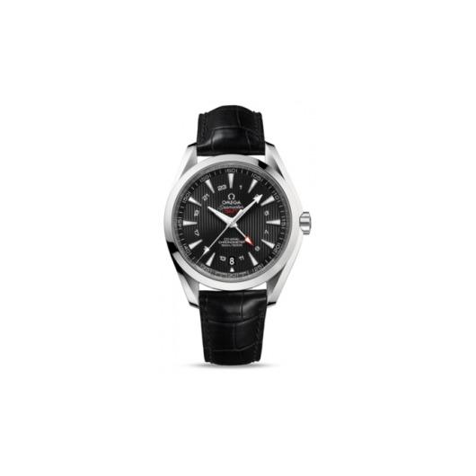 Horloge Omega Seamaster Aqua Terra 150M Master Co-Axial GMT 231.13.43.22.01.001 43mm