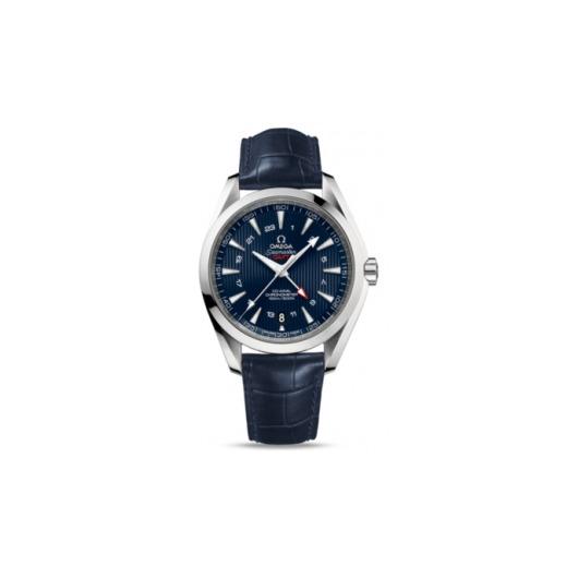 Horloge Omega Seamaster Aqua Terra 150M Master Co-Axial GMT 231.13.43.22.03.001 43mm
