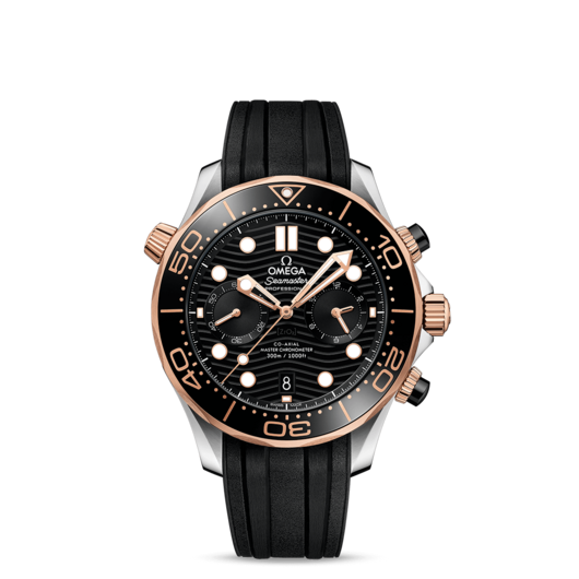 Horloge OMEGA SEAMASTER DIVER 300 M CHRONOGRAPH 44 MM CO-AXIAL MASTER CHRONOMETER 210.22.44.51.01.001
