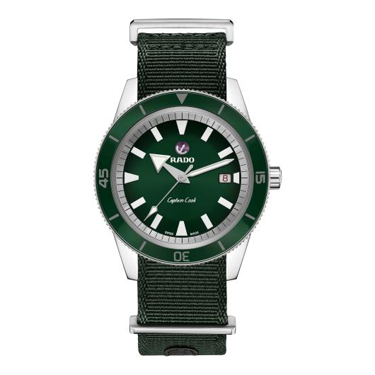 Horloge Rado Captain Cook Automatic R32505318