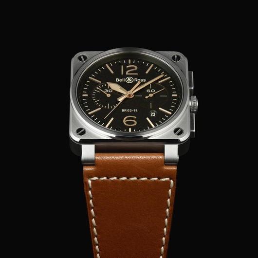 Horloge Bell & Ross BR 03-94 Golden Heritage 'OTL'