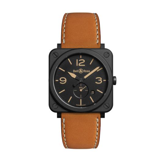 Horloge Bell & Ross BR S Heritage BRS-HERI-CEM