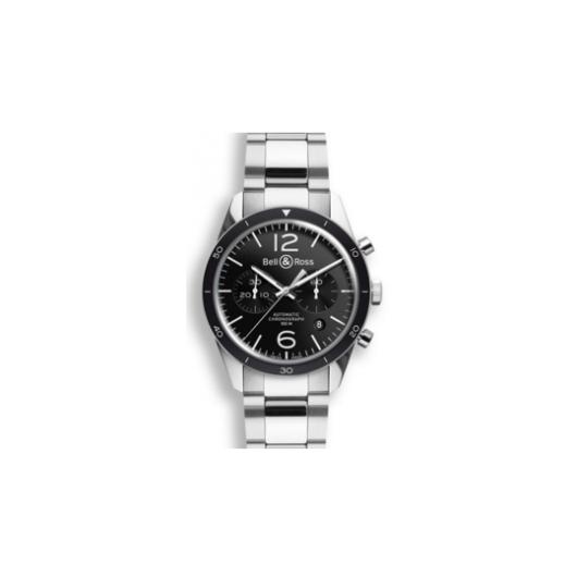 Horloge Bell & Ross BR 126 Sport BRV126-BL-BE/SST