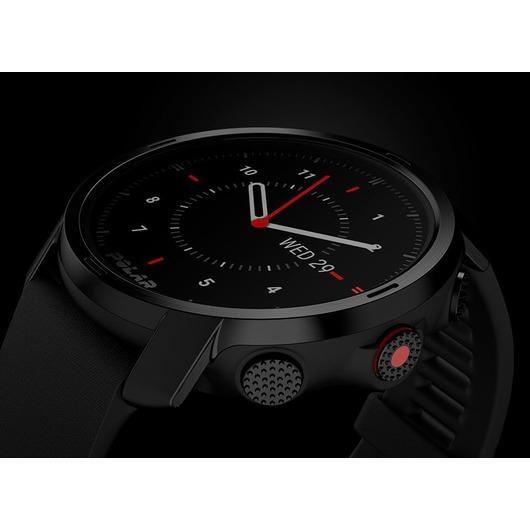 Horloge POLAR GRIT X BLACK M/L
