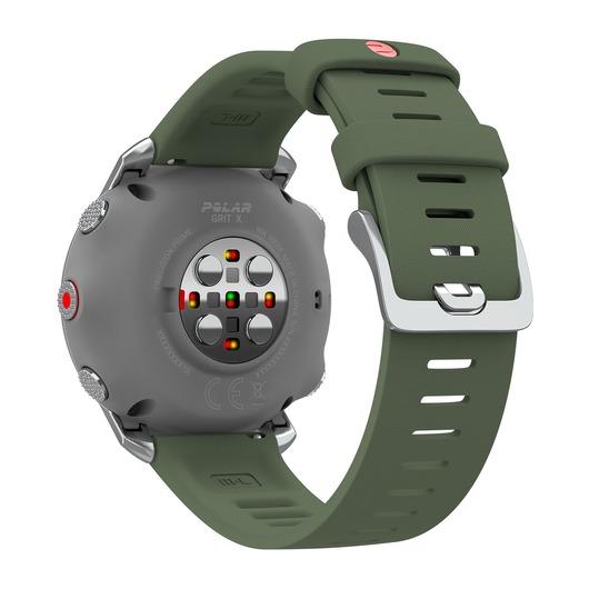 Horloge POLAR GRIT X GREEN M/L