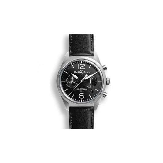 Horloge Bell & Ross BR 126 Orginal Black BRV126-BL-ST/SCA