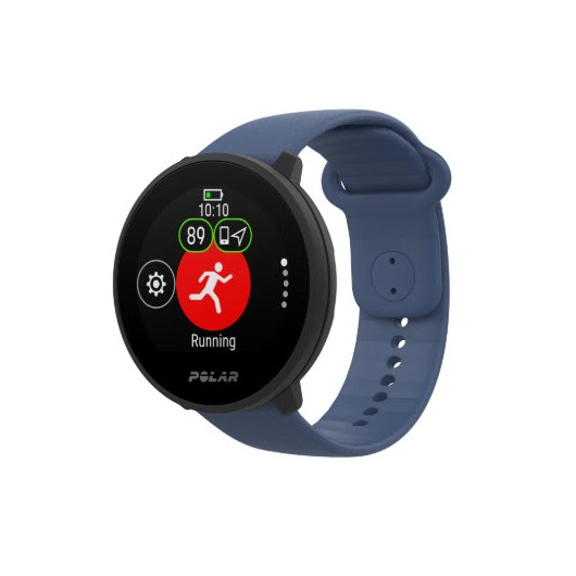 Horloge Polar Unite Blue fitnesshorloge -- hartslagmeting