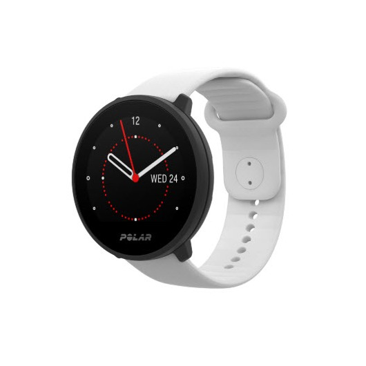 Horloge Polar Unite White fitnesshorloge -- hartslagmeting