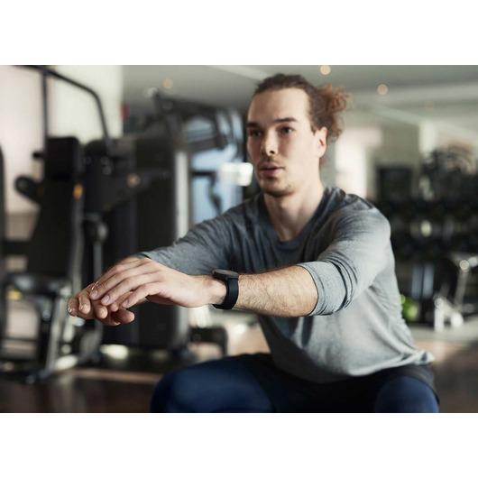 Horloge Polar Unite Black fitnesshorloge -- hartslagmeting