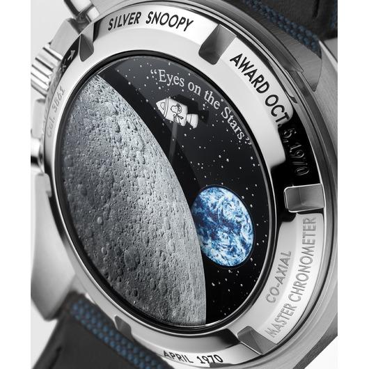 "Horloge Omega Speedmaster ""Silver Snoopy Award"" 310.32.42.50.02.001 MOONWATCH ANNIVERSARY SERIES"