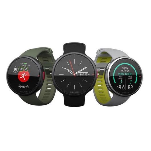 Horloge POLAR VANTAGE V2 BLACK M/L Hartslagmeter Multi sporthorloge
