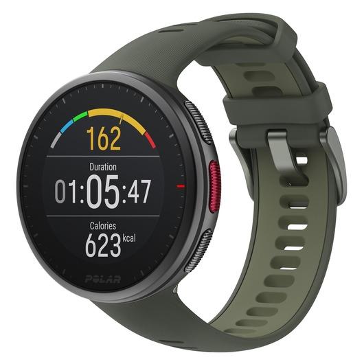 Horloge POLAR VANTAGE V2 GREEN M/L Hartslagmeter Multi sporthorloge