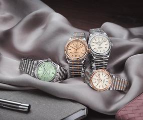 De Chronomat Breitling voor dames