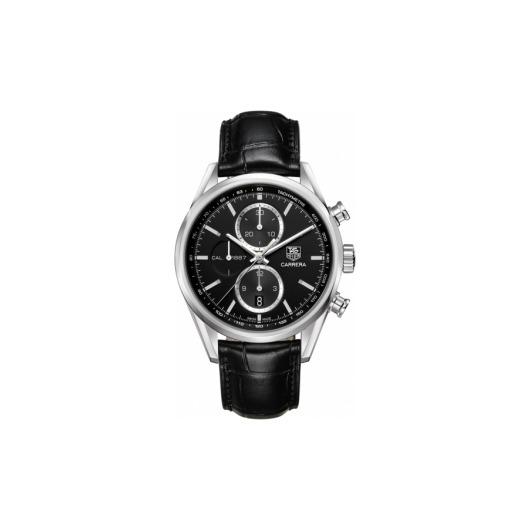 Horloge Tag Heuer Carrera Calibre 1887 automatic chronograph 41 mm CAR2110.FC6266