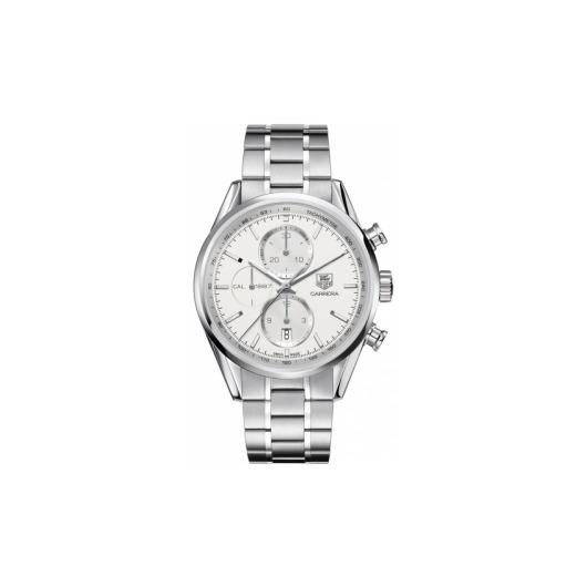 Horloge Tag Heuer Carrera Calibre 1887 automatic chronograph 41 mm CAR2111.BA0724